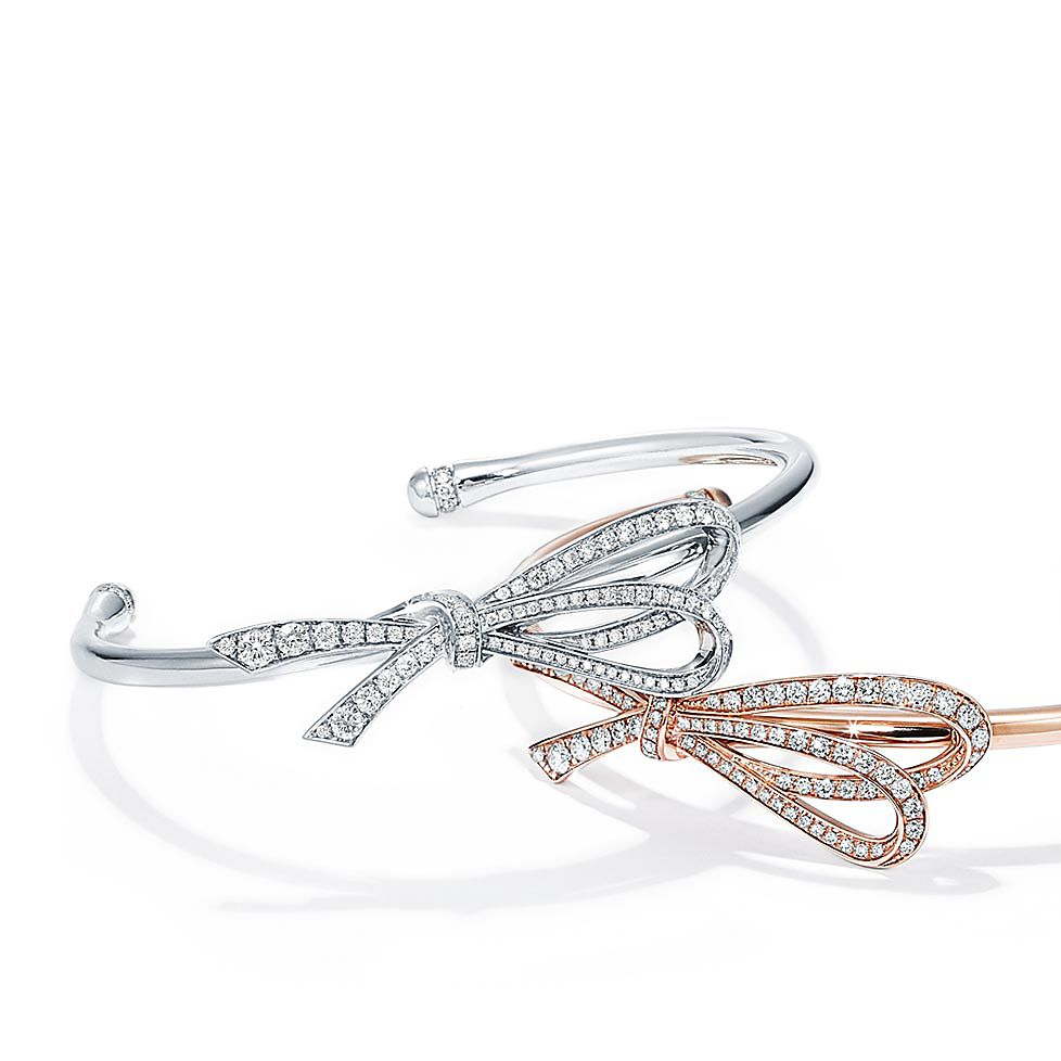 Tiffany Bows Bracelets