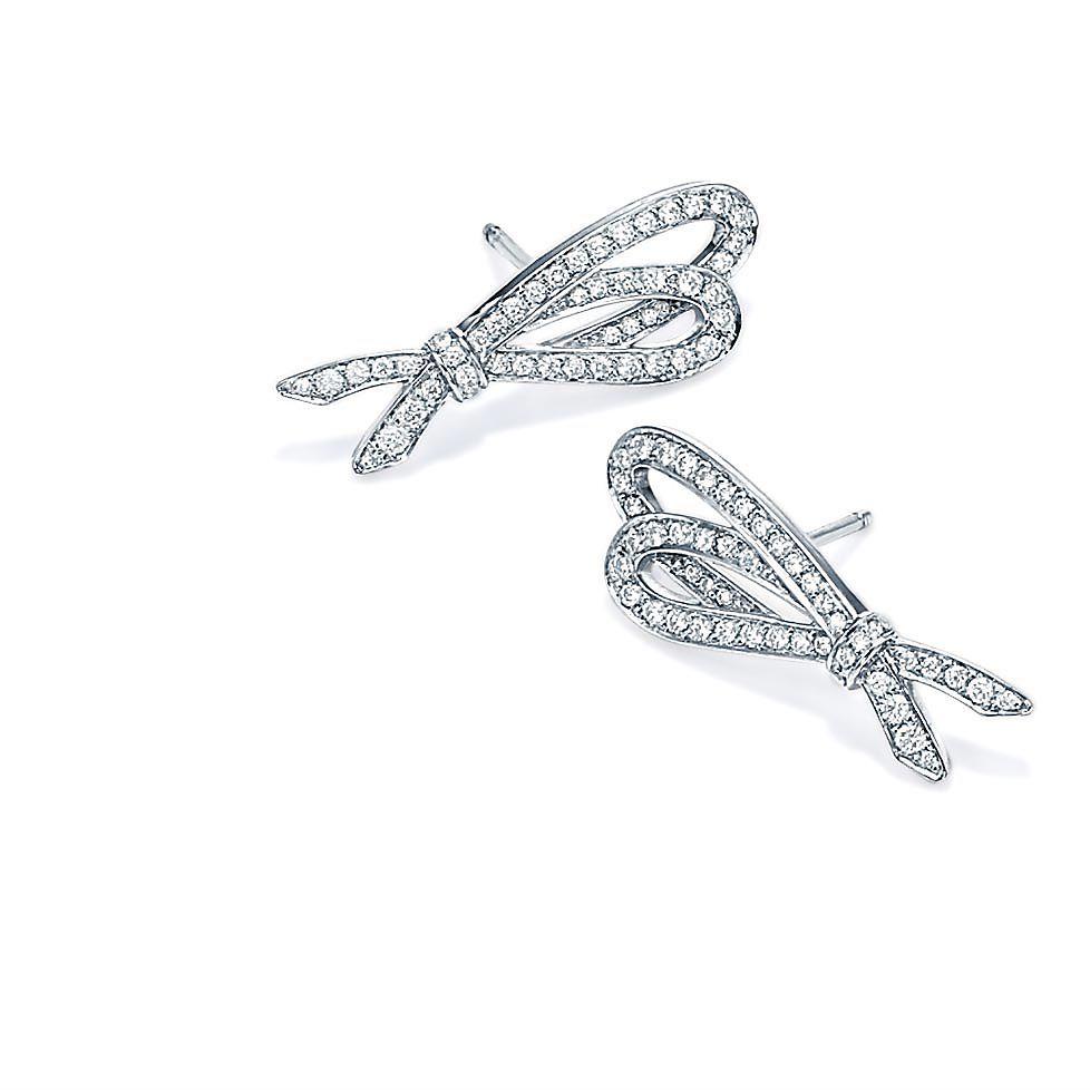Tiffany Bows Earrings