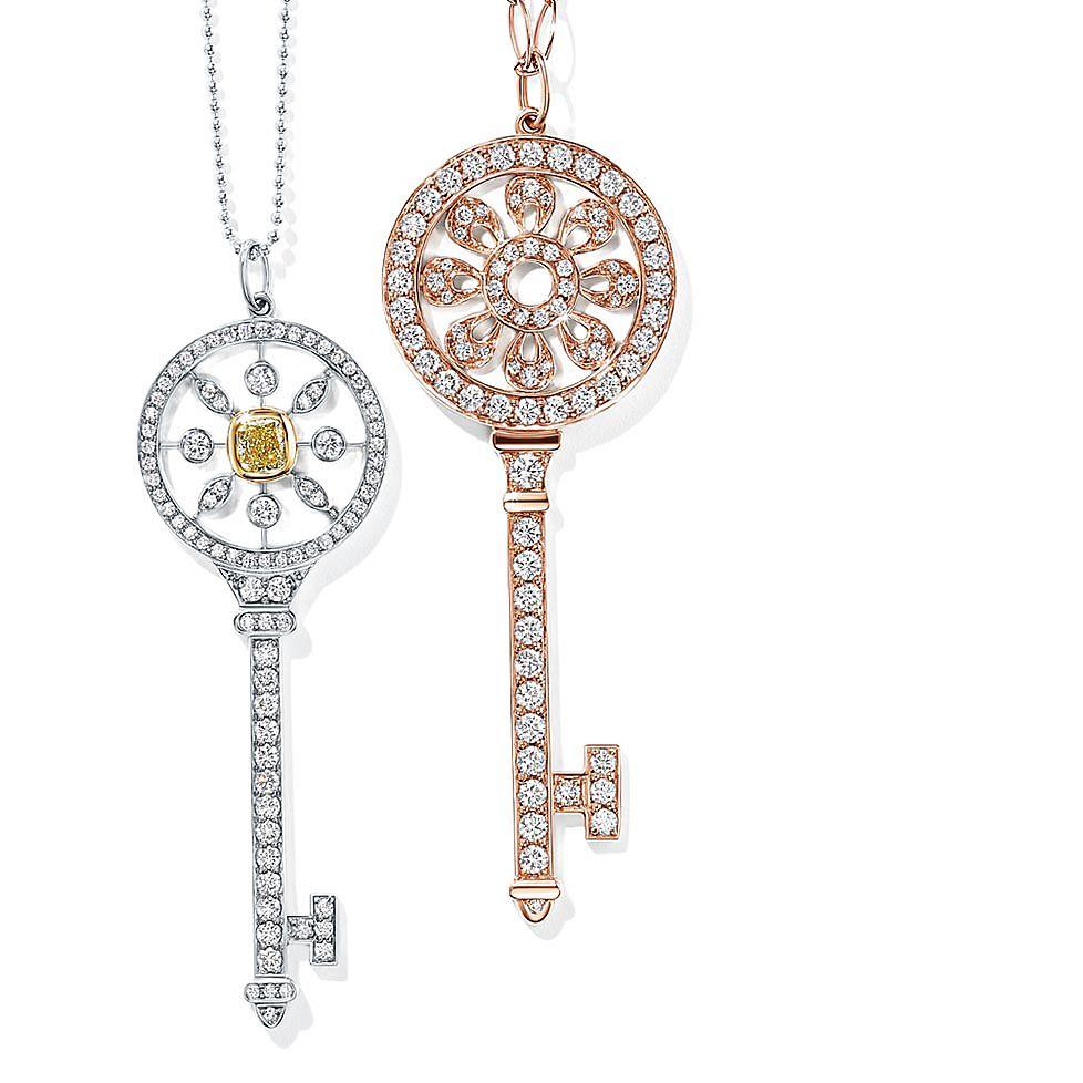Tiffany Keys