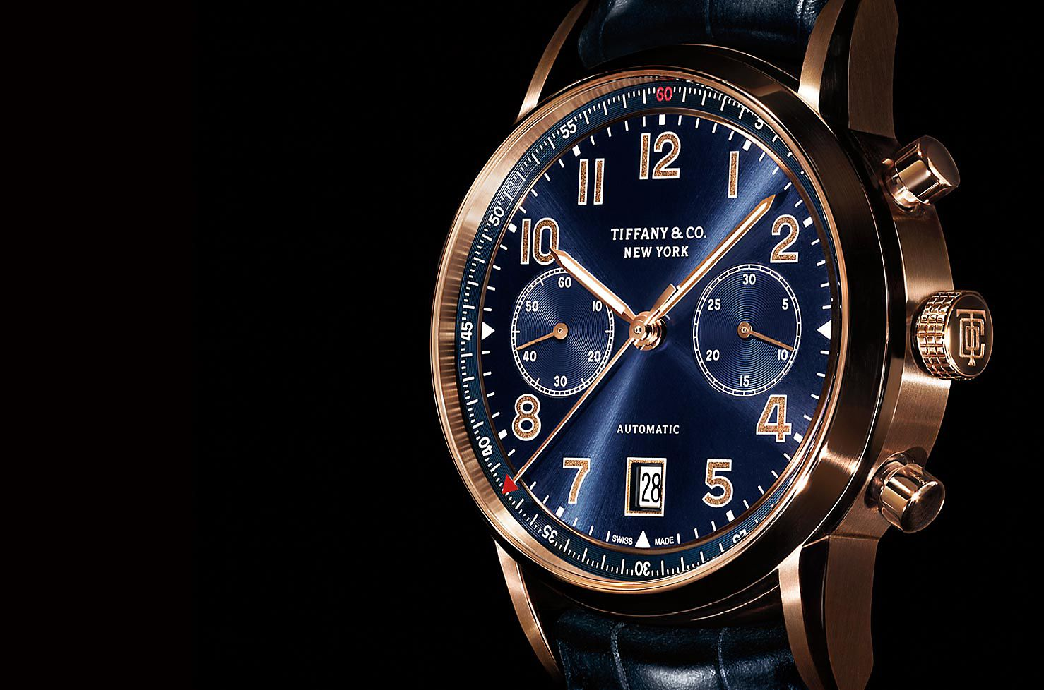 Tiffany CT60 Watches