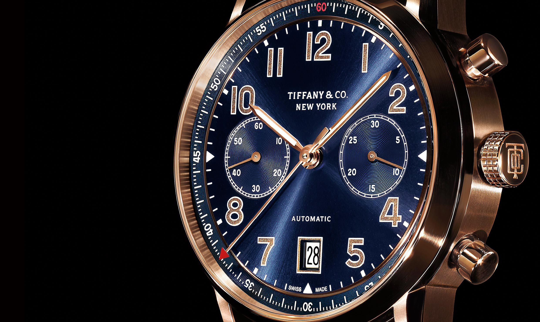 Tiffany CT60 Watches