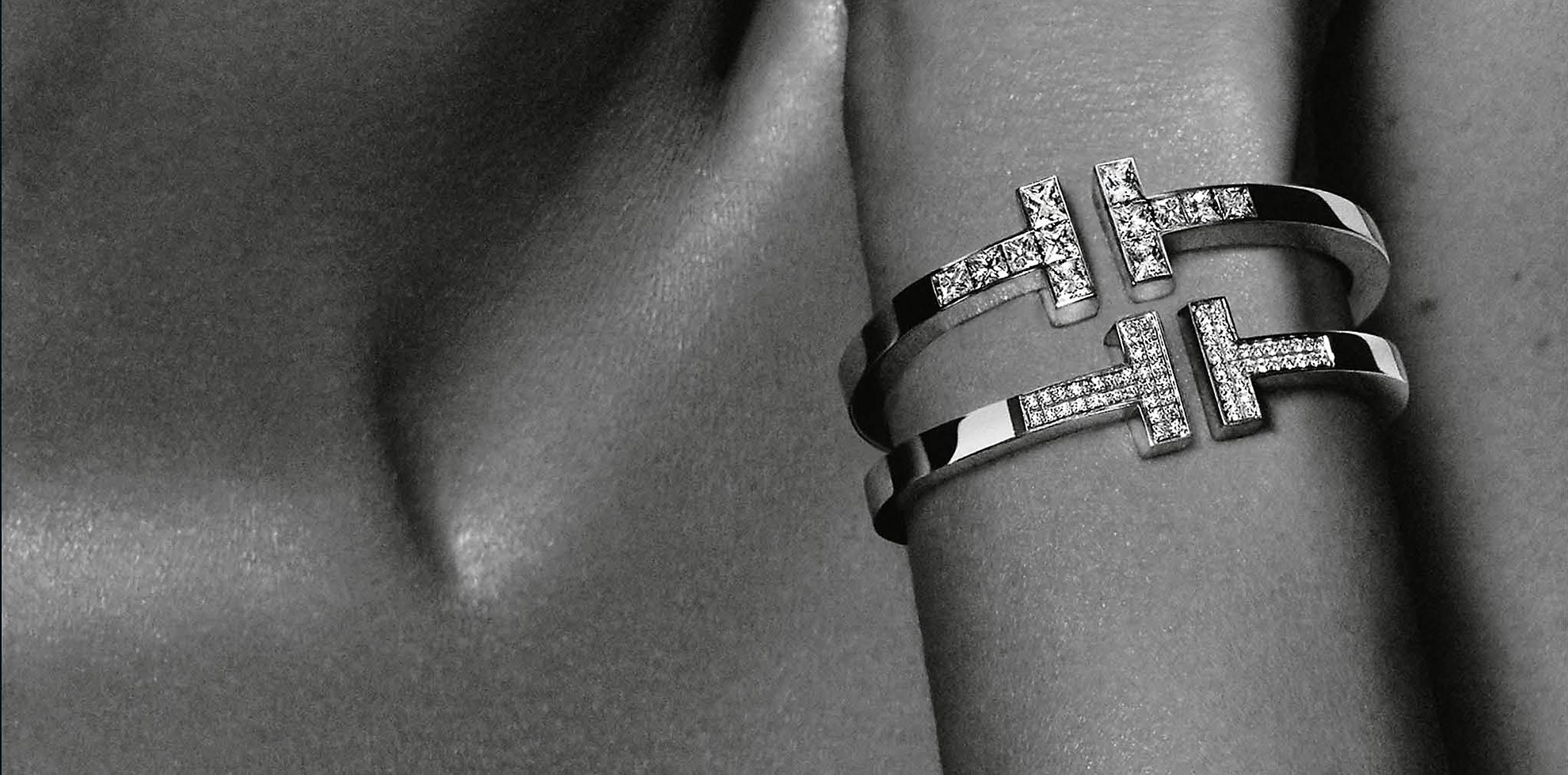 Tiffany T Collection | bracelets | rings | necklaces | modern jewelry