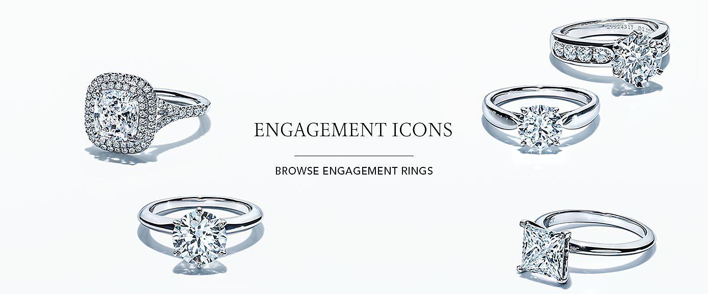 Shop Tiffany Co Engagement Rings Tiffany Co