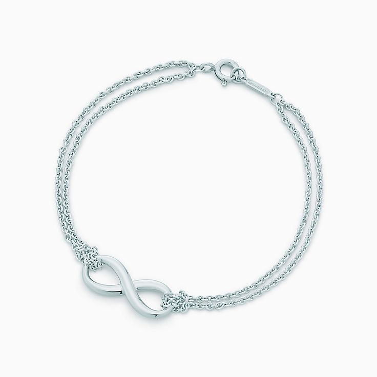 Tiffany Infinity Bracelet in