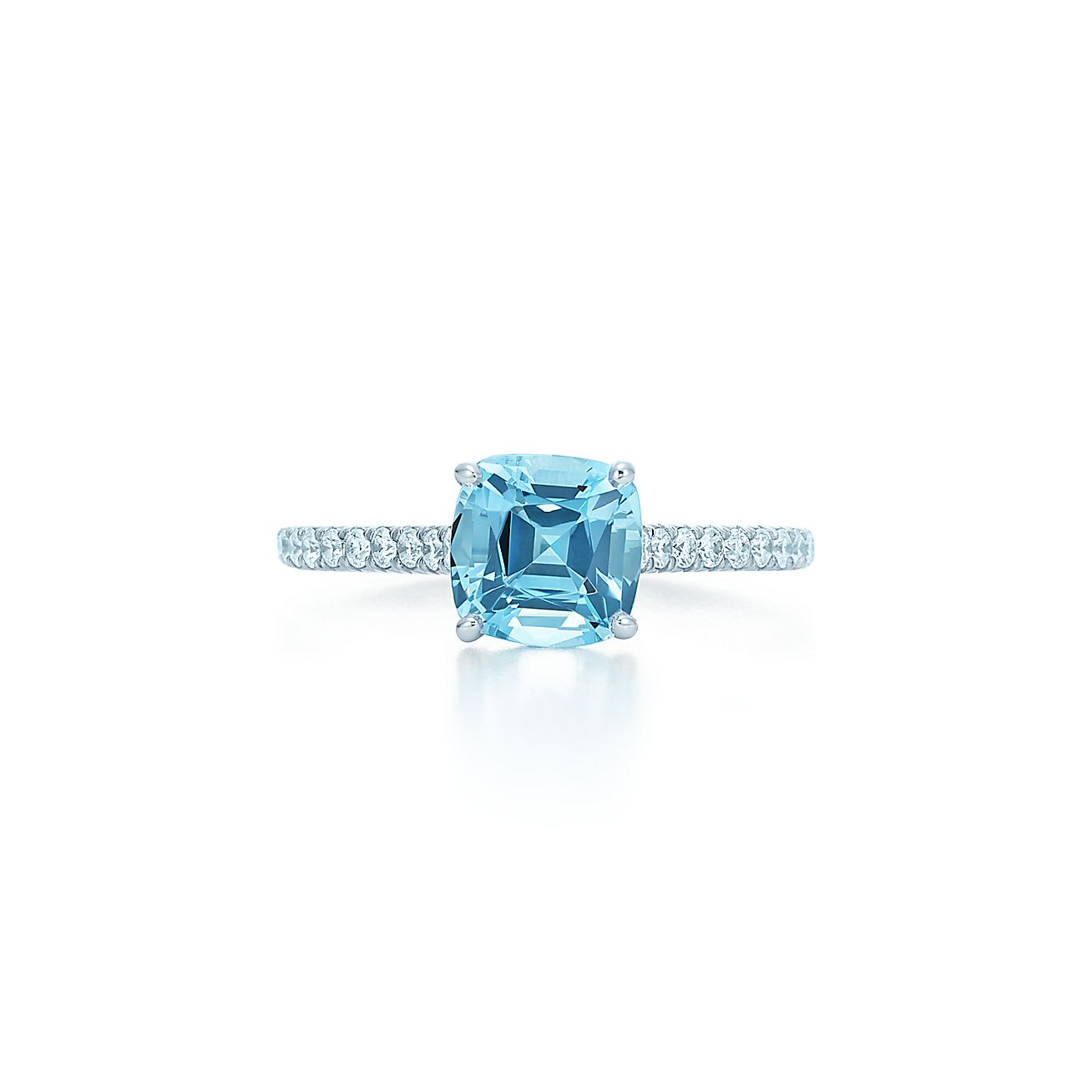 Aquamarine Jewelry Tiffany Tiffany Legacy Aquamarine