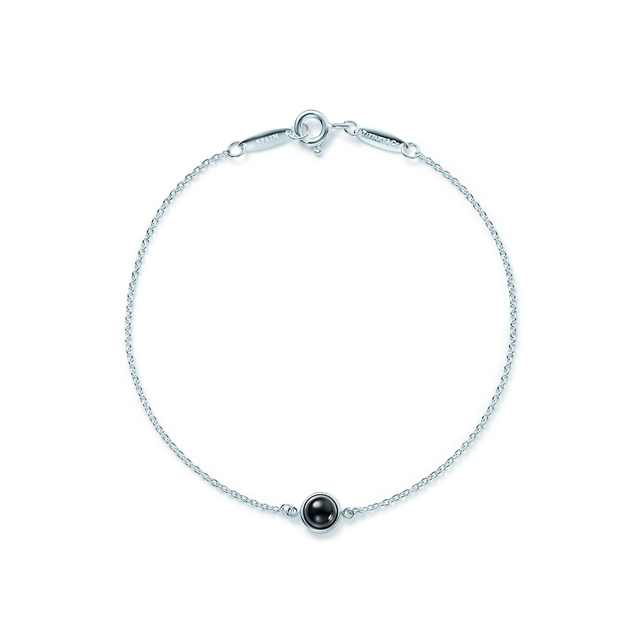 Elsa Peretti® Color by the Yard bracelet in sterling silver with ...