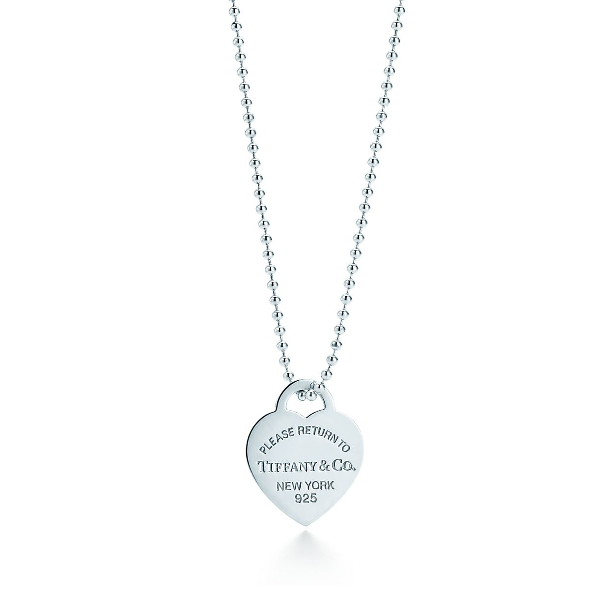 Return to tiffany heart tag pendant in sterling silver large return to tiffanyheart tag pendant aloadofball Choice Image