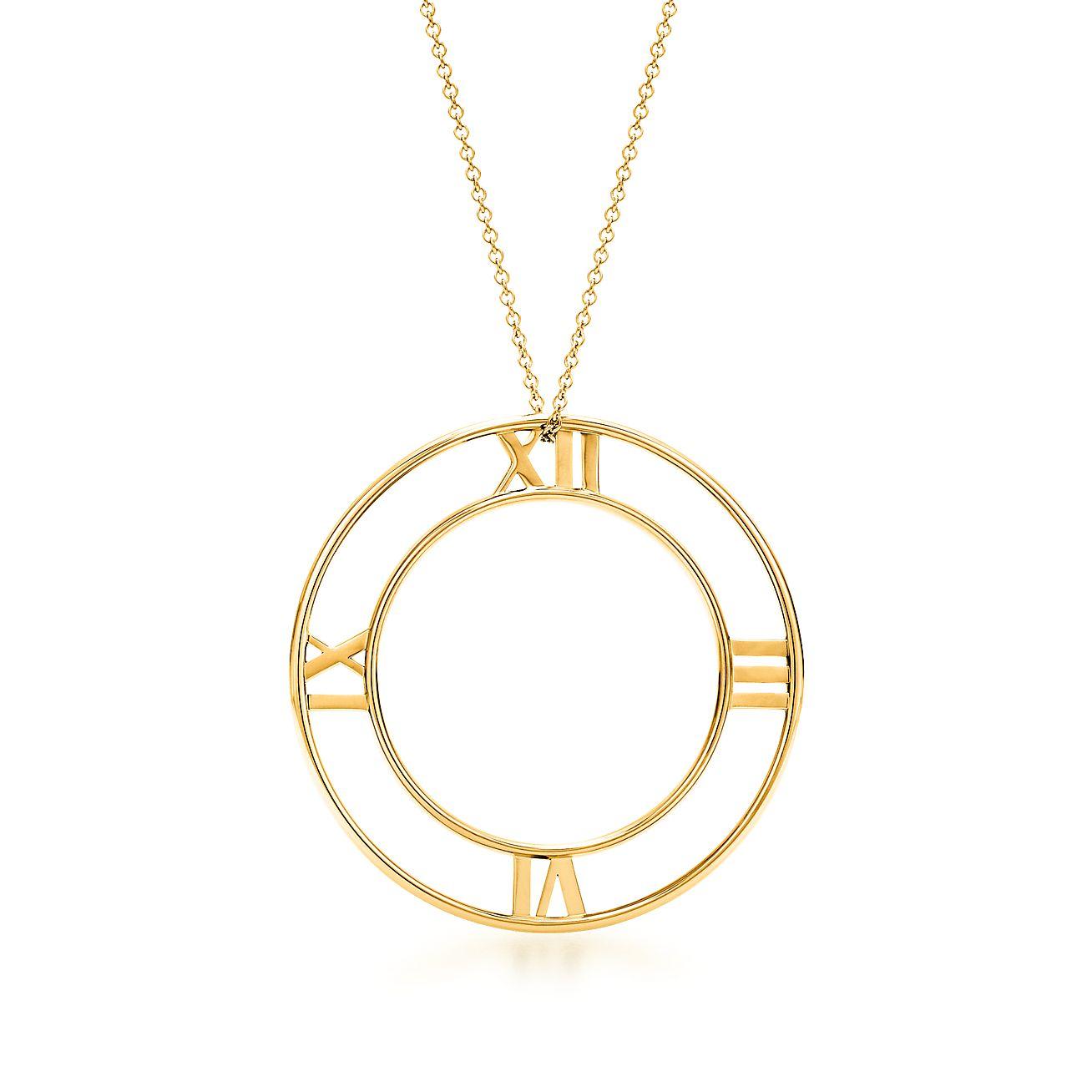 Atlas®:Round Pendant