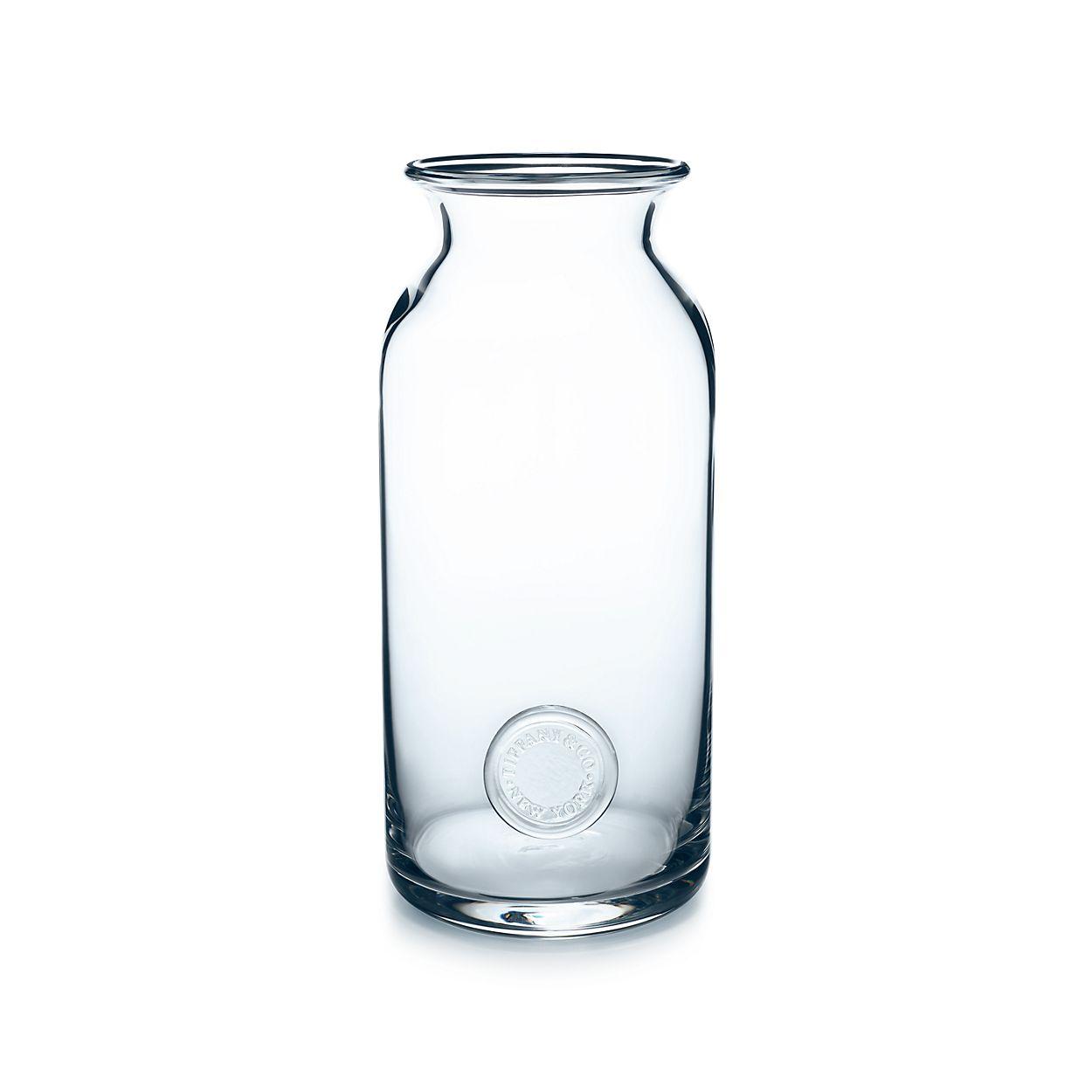 Tiffany seal vase in lead crystal small tiffany co tiffany sealvase tiffany sealvase reviewsmspy
