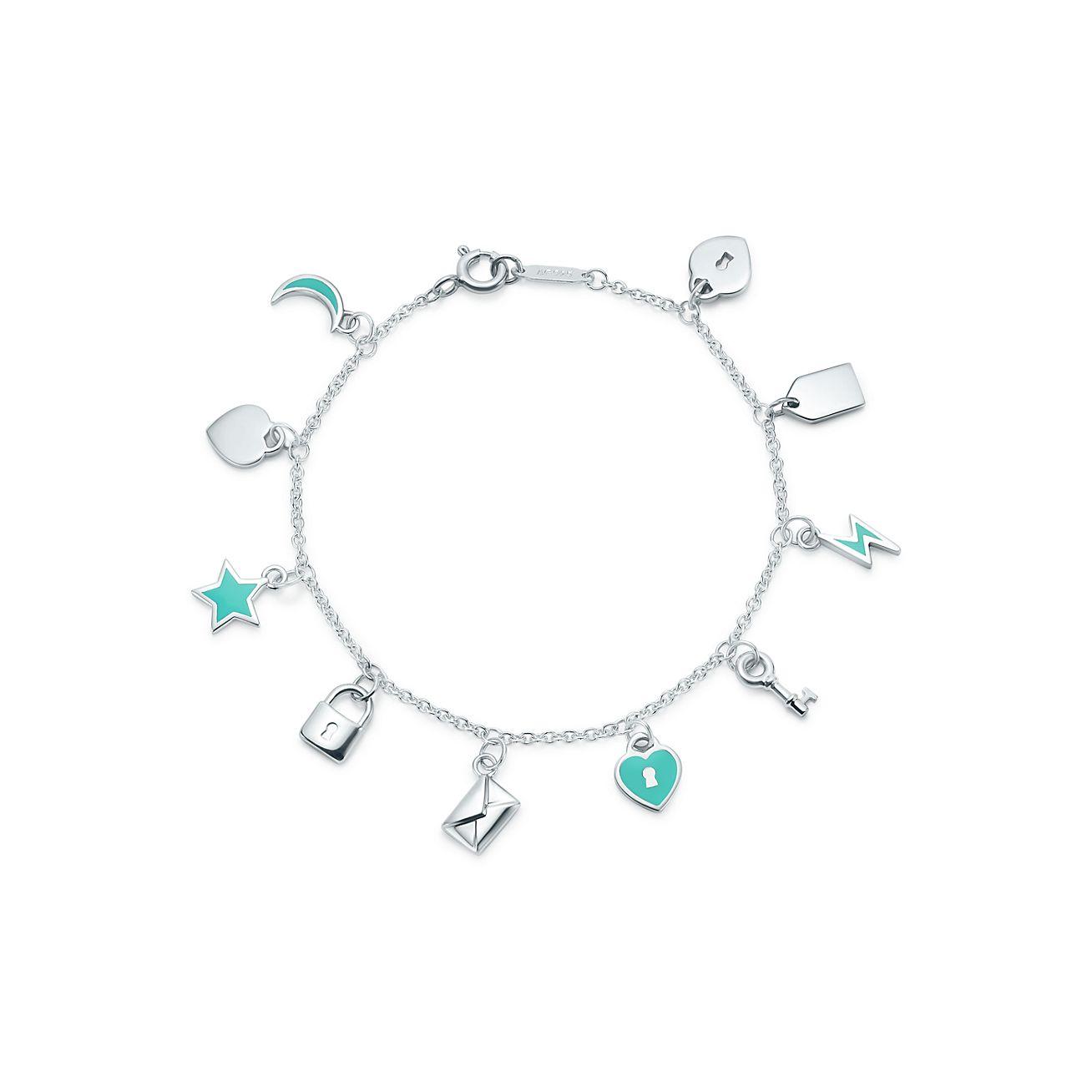 Tiffany Heart Bracelet >> Tiffanys Charm Bracelet ~ Best Bracelets