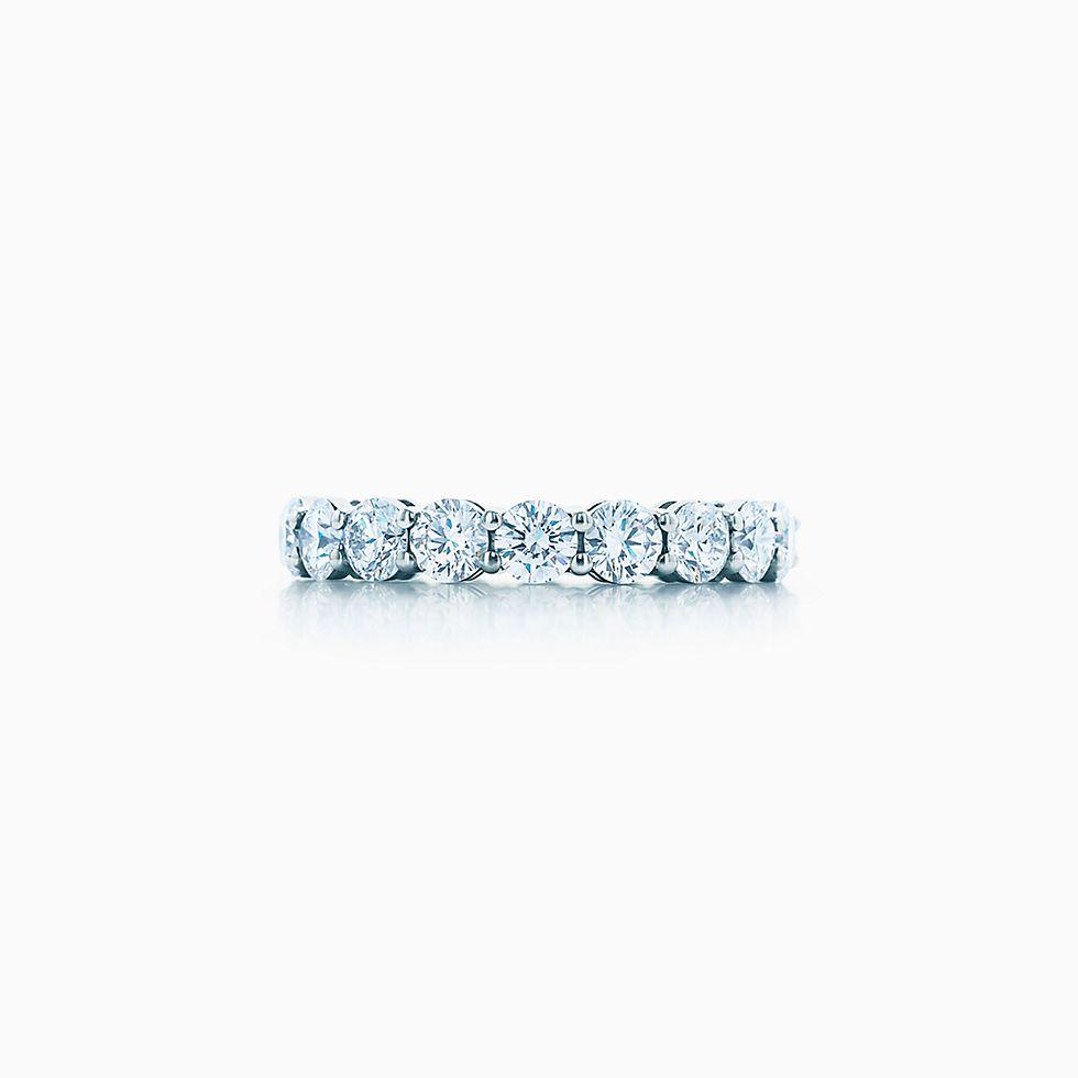 広島でおすすめの結婚指輪ショップ「ティファニー」のリングデザイン例5