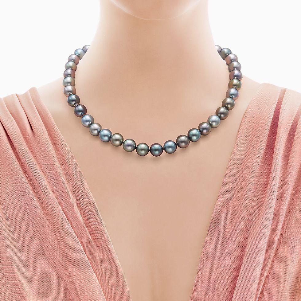Pearl jewelry tiffany co aloadofball Choice Image
