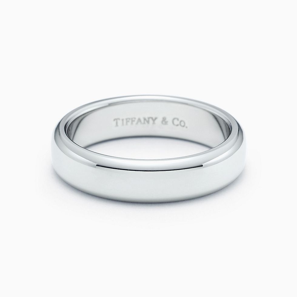 Mediatiffany Is Image Tiffany EcomBrowseL Classic Wedding Band Ring 14762779 934350 AV 1 Mop Usm100100600defaultImage