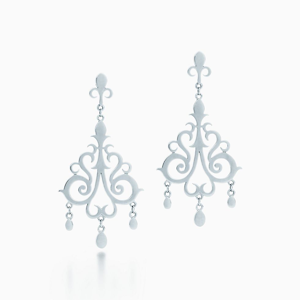 Explore Tiffany Silver Jewelry Tiffany Earrings Sterling