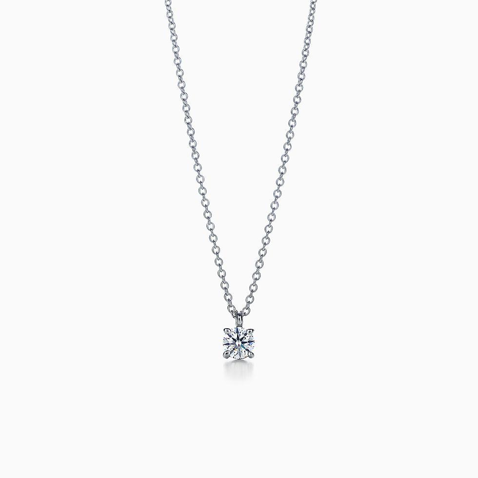 Solitaire jewelry tiffany co httpmediatiffanyisimagetiffanyecombrowseltiffany solitaire diamond pendant 14001557934510sv1gopusm100100600defaultimage aloadofball Images
