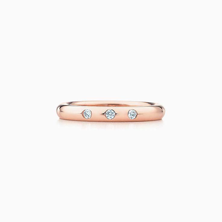 結婚指輪 スリーストーン