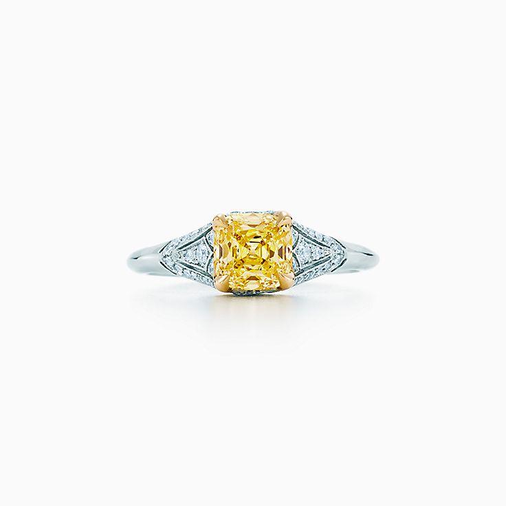 Browse Tiffany Yellow Diamonds | Tiffany & Co.