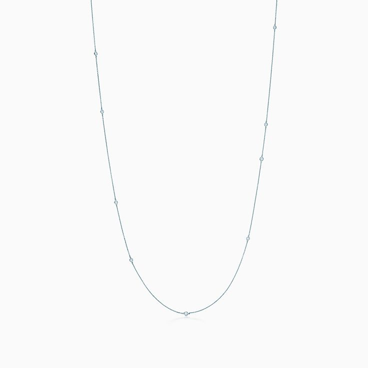 Collections Elsa Peretti Tiffany Chain Necklace