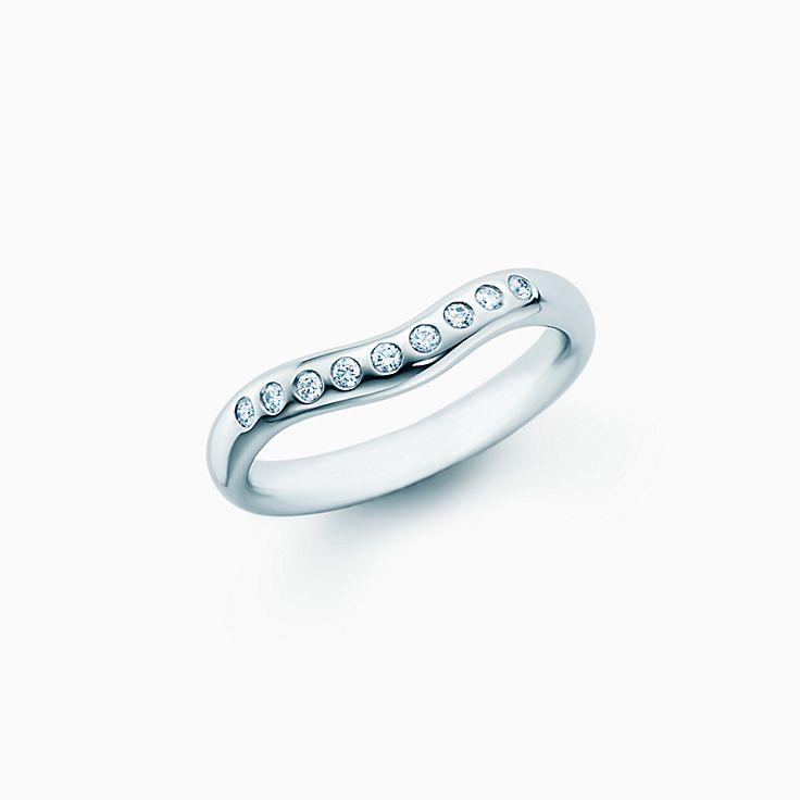Womens wedding rings wedding bands tiffany co junglespirit Images