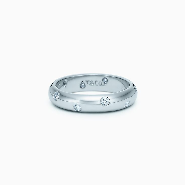shop wedding bands and rings tiffany co - Wedding Ring Band
