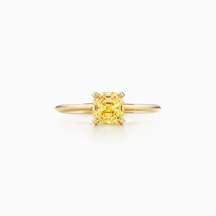 Goldring mit stein  Goldringe, Ringe in Silber und Rosegold | Tiffany & Co.