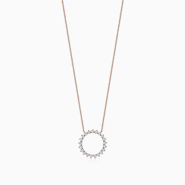 Necklaces pendants silver gold diamond necklaces tiffany httpmediatiffanyisimagetiffanyecombrowsemopen circle pendant 60573220978659sv1gopusm100100600defaultimagenoimageavailable aloadofball Images