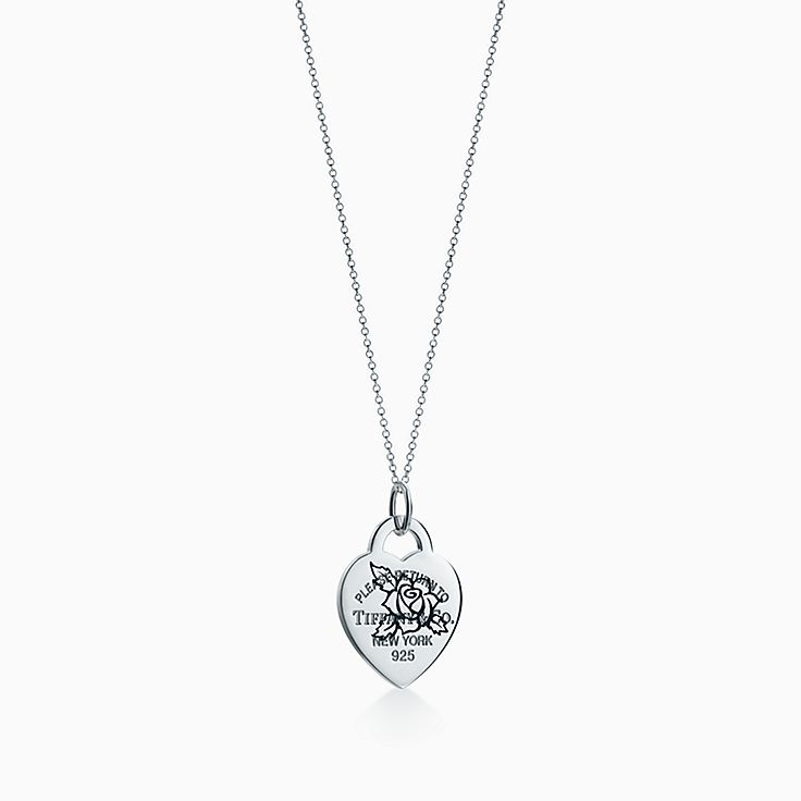 Necklaces pendants tiffany co new mozeypictures Images