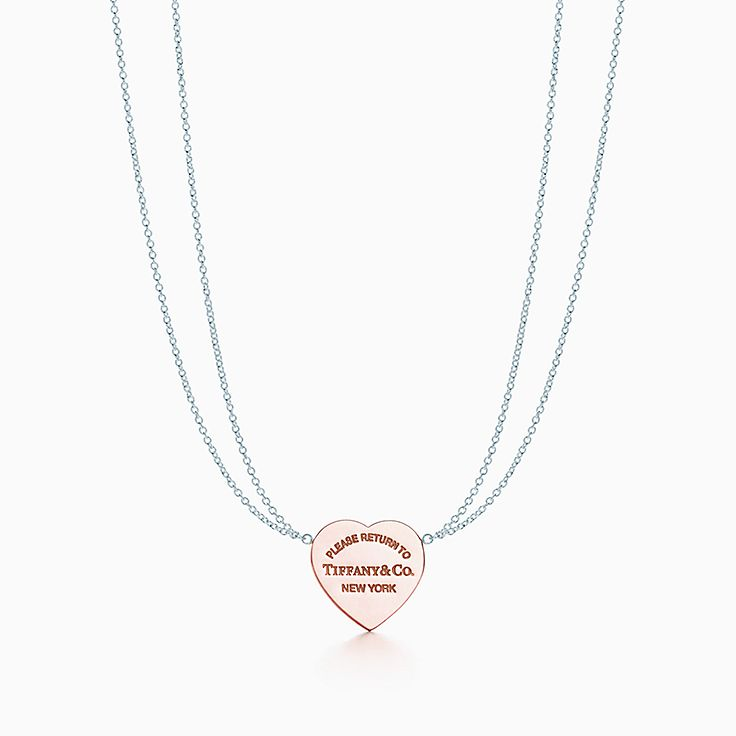 Jewelry Necklaces Pendants Tiffany Necklaces