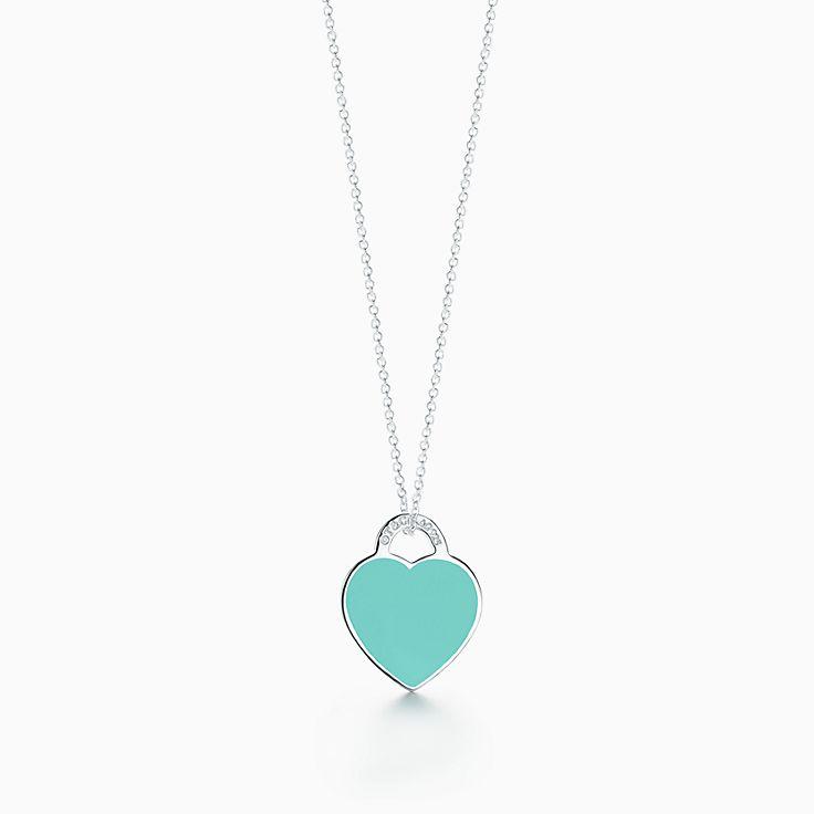 Shop fine necklaces pendants tiffany co mozeypictures Image collections