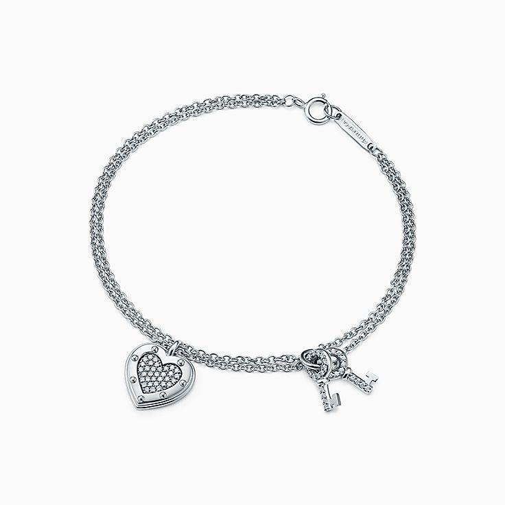 eb7f19cd1 Bracelets Sterling Silver Gold Diamond Braceletore. Tiffany Co Bracelet  30978811 Rtt Return To Bead ...