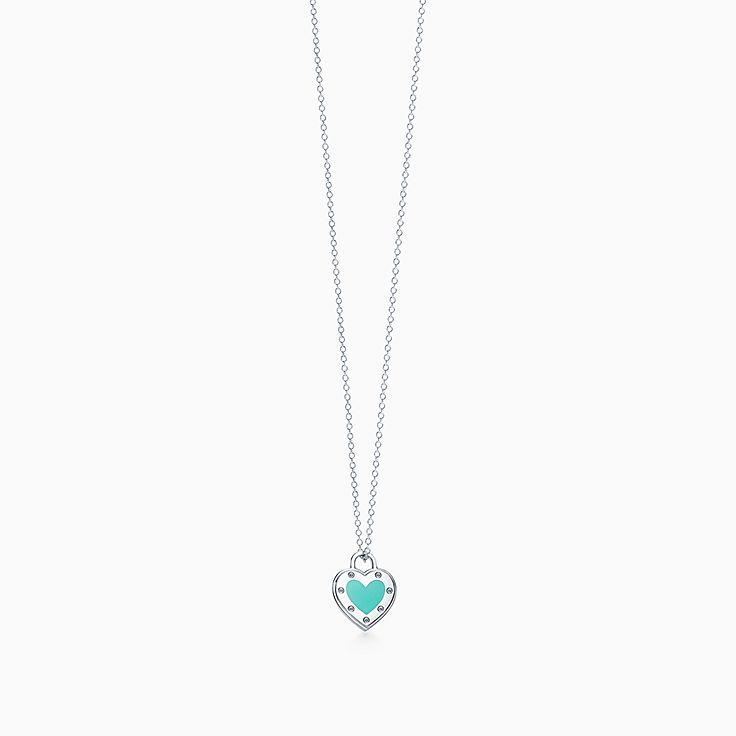Shop return to tiffany jewellery collection tiffany co httpmediatiffanyisimagetiffanyecombrowsemreturn to tiffany love heart pendant 60995354980789sv1gopusm100100600defaultimage mozeypictures Images