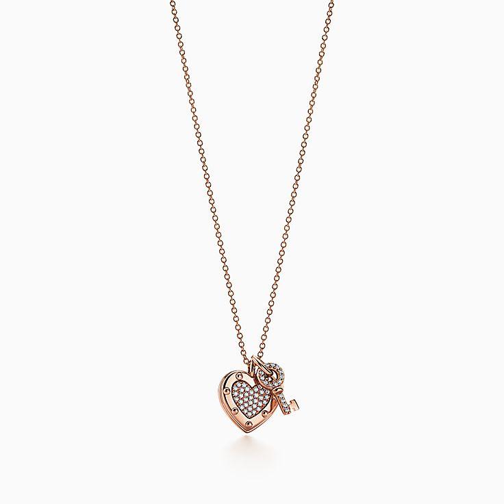 Heart Pendants Gold