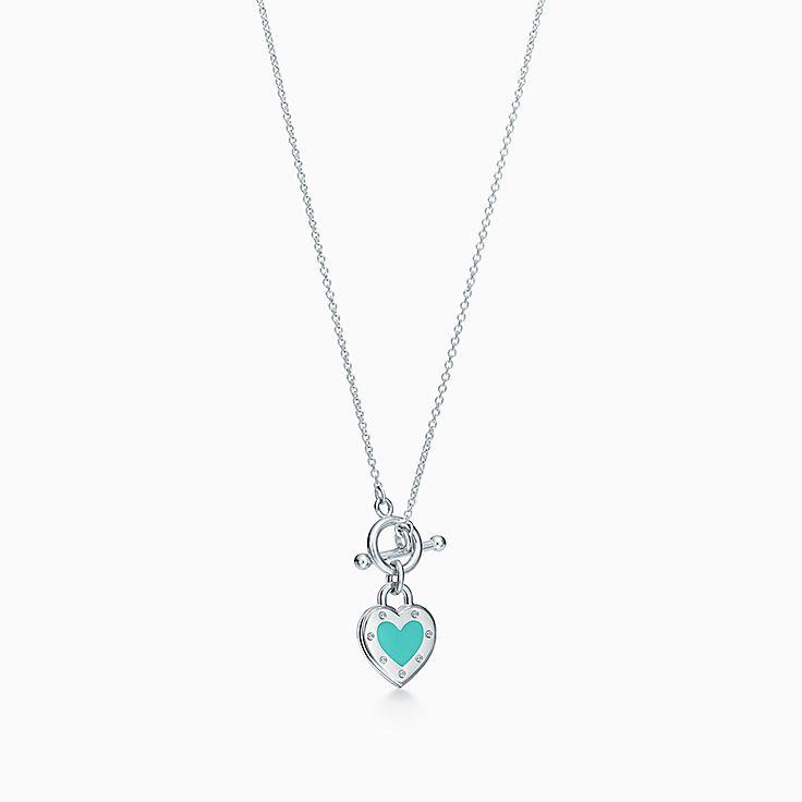 Shop sterling silver jewelry tiffany co httpmediatiffanyisimagetiffanyecombrowsemreturn to tiffany love heart toggle pendant 60995850979927av1gopusm100100 audiocablefo Light gallery
