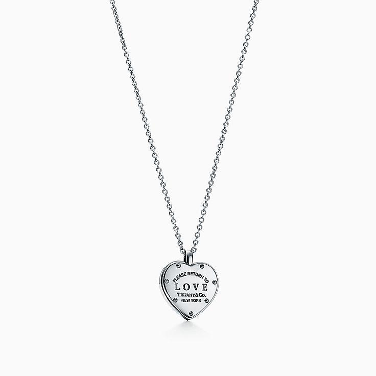 Shop fine necklaces pendants tiffany co httpmediatiffanyisimagetiffanyecombrowsemreturn to tiffany love sliding heart pendant 37094757971873av1gopusm100100 audiocablefo Light gallery