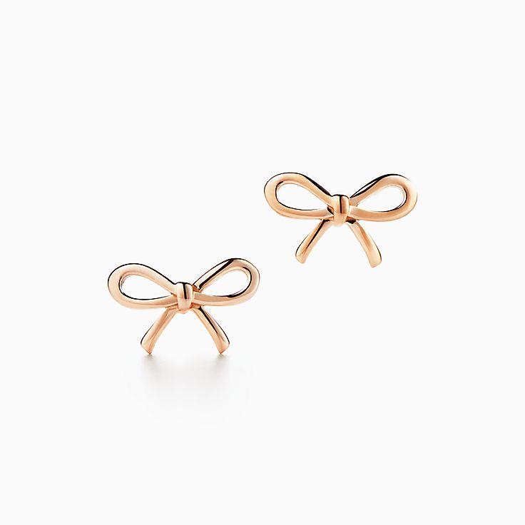 Tiffany Bow Earrings