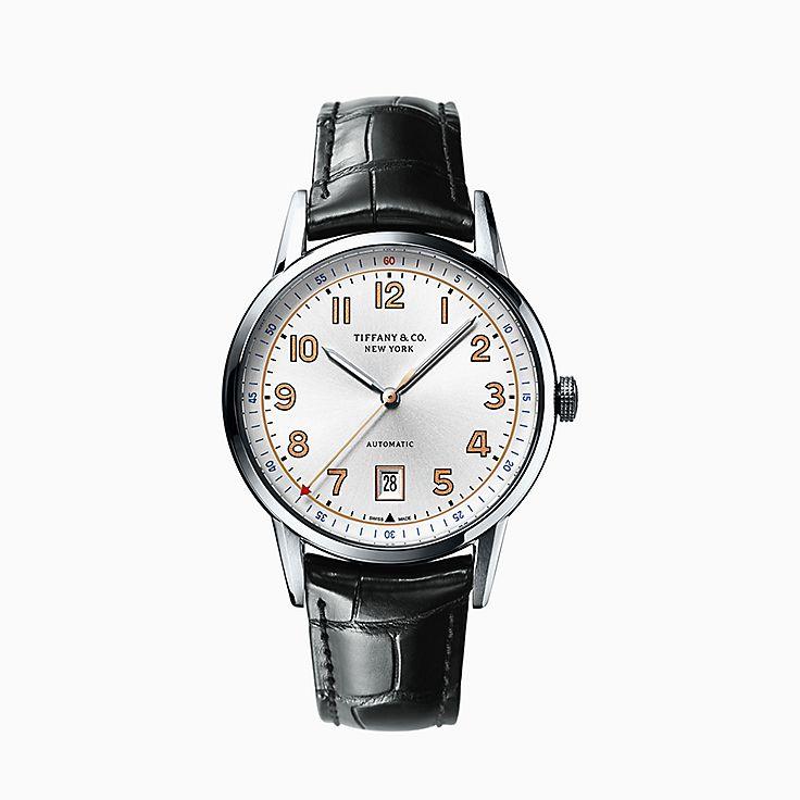 Tiffany orologi uomo for Orologi svizzeri uomo