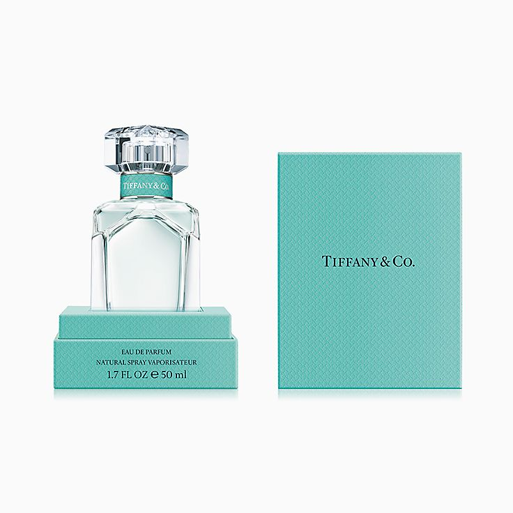 Tiffany eau de parfum, 1.7 ounces.