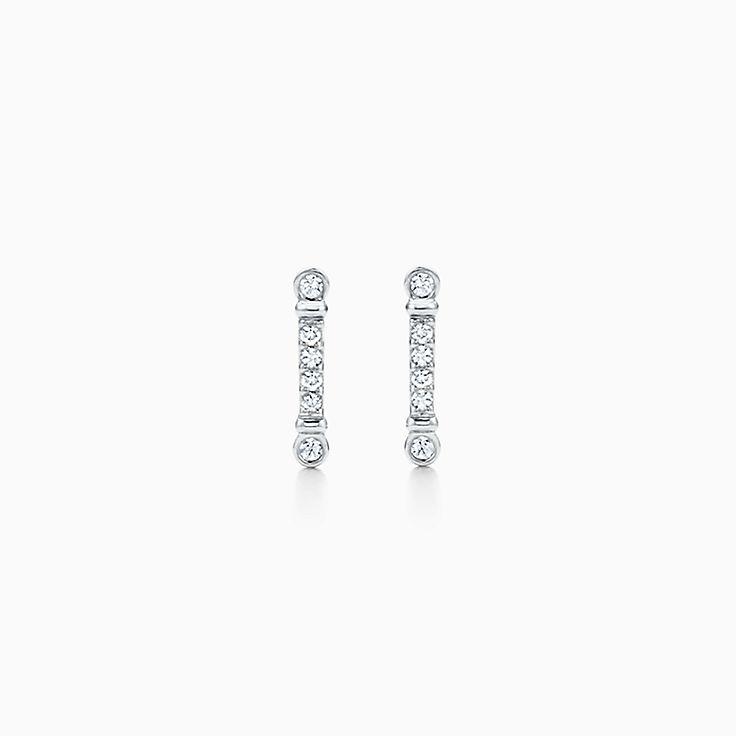 Tiffany onyx ohrringe