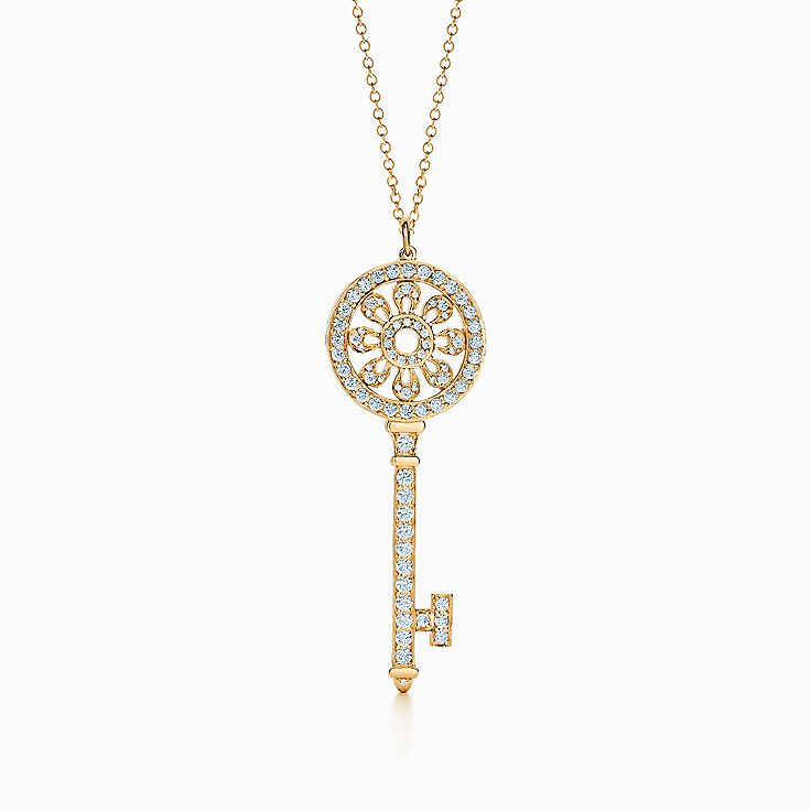 Shop tiffany keys necklace collection tiffany co mozeypictures Images