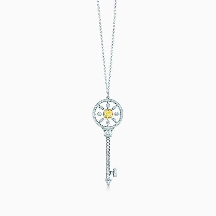 Tiffany yellow diamonds jewelry collection tiffany co new new new tiffany yellow diamond necklace mozeypictures Images