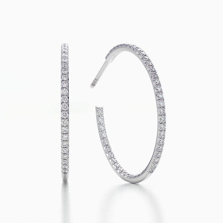 Shop Tiffany Metro Jewellry Collection Tiffany Co