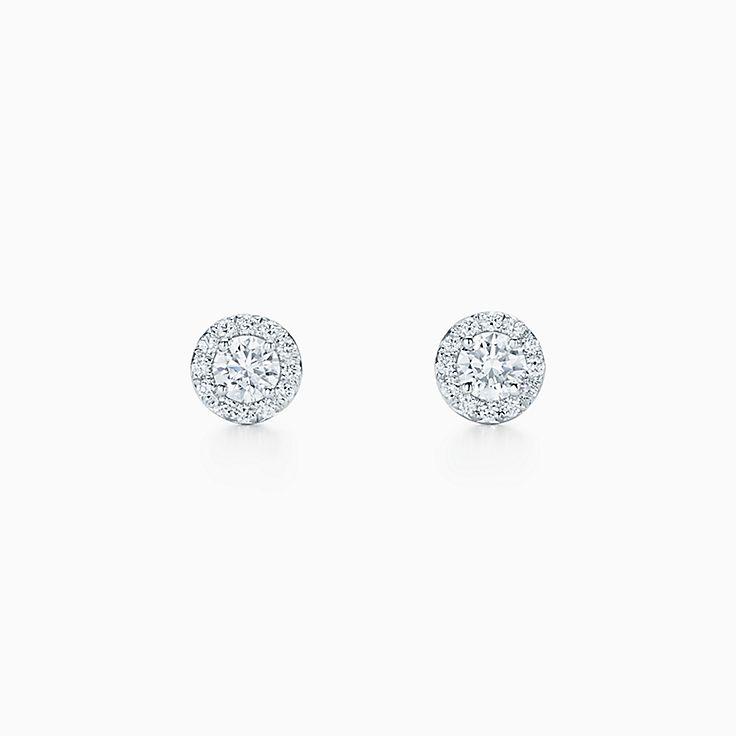 Tiffany Mens Earrings Browse Diamond Studs Hoops Co