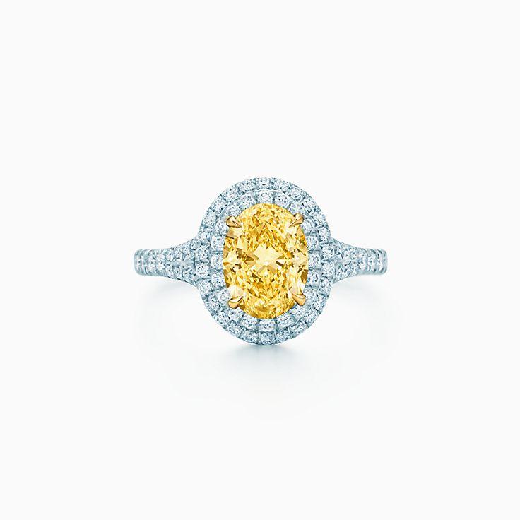 yellow diamond vs white diamond