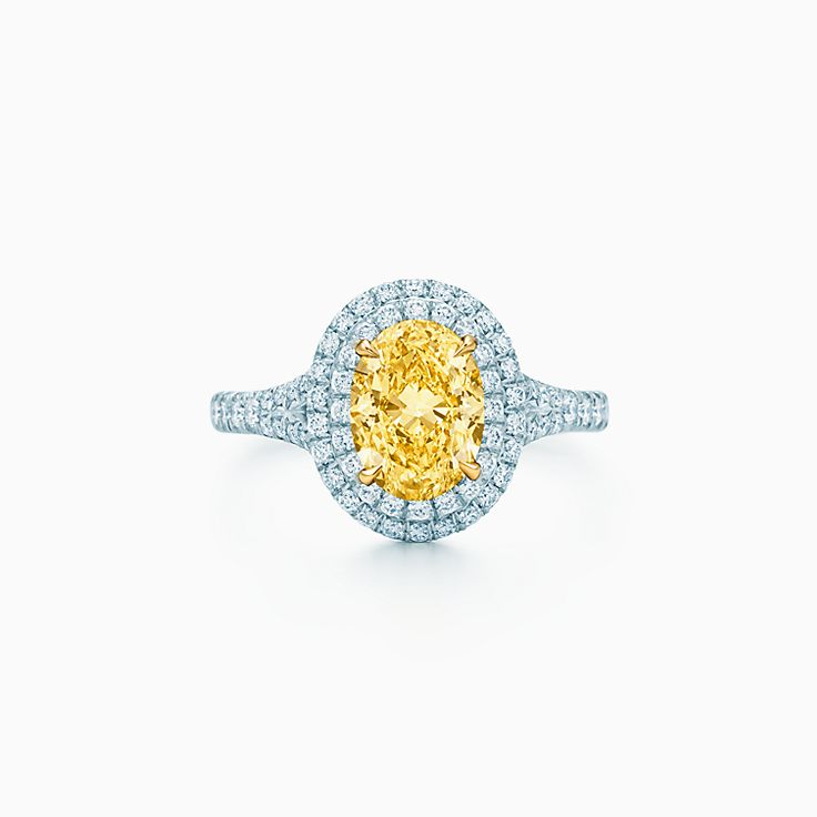Tiffany Yellow Diamonds Jewelry Collection | Tiffany & Co.