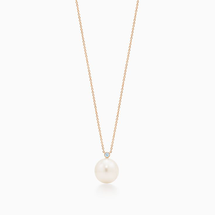 Pearl necklaces pendants tiffany co new mozeypictures Gallery