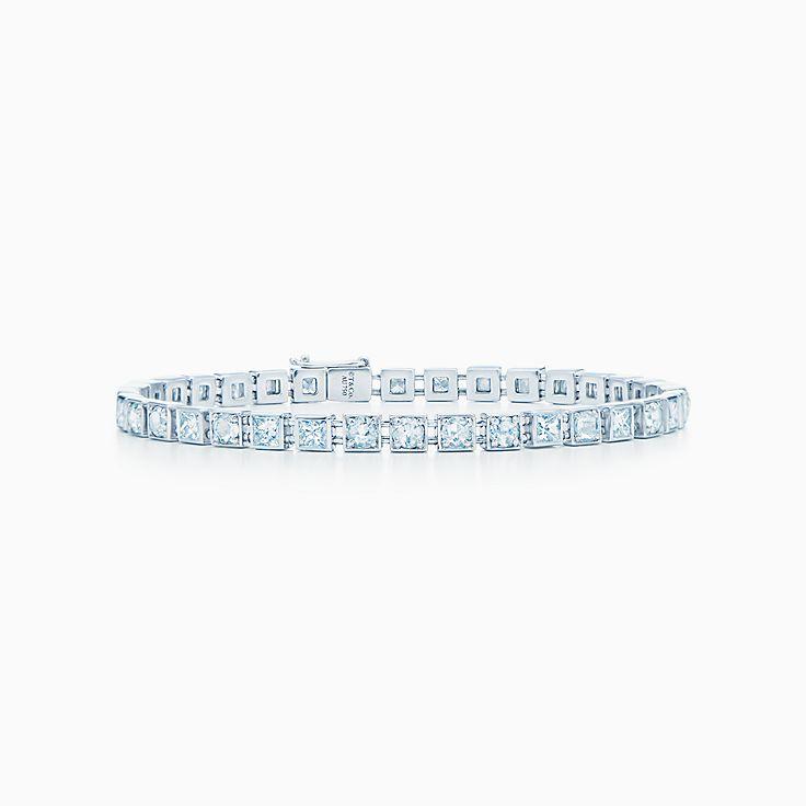Diamond Tennis Bracelet Tiffany
