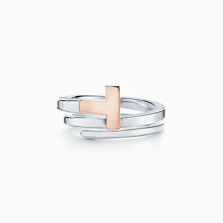 Tiffany zilveren ringen