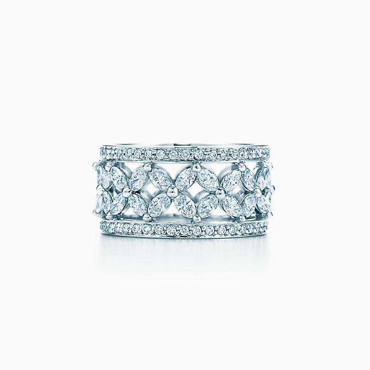 Shop Tiffany Celebration Anniversary Rings