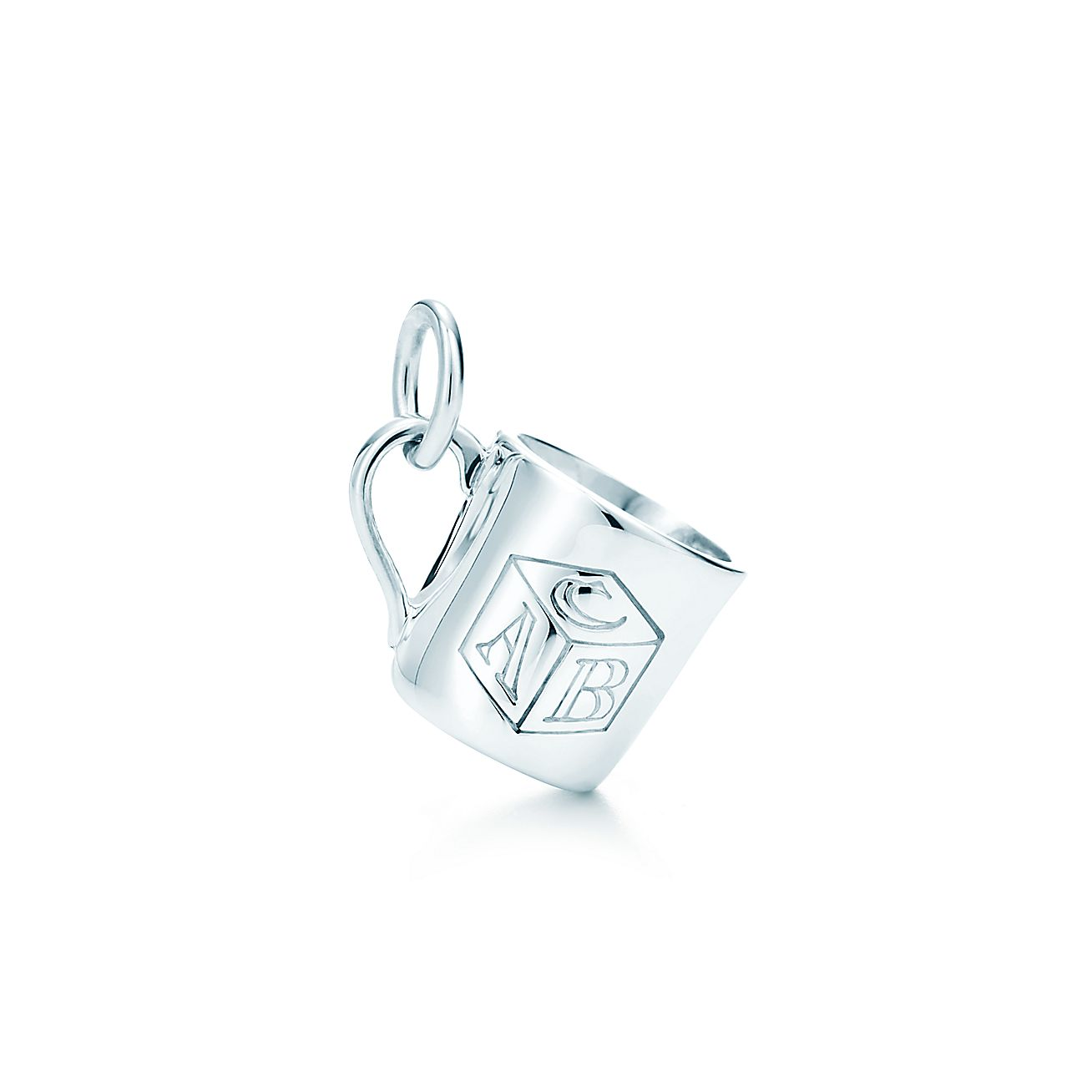 Tiffany Baby Gifts Australia : Abc baby cup charm in sterling silver tiffany co