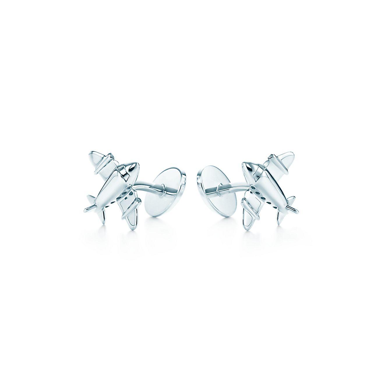 Accessories Cuff Links Airplane Cuff Links 26021928 Tiffany Cuff Links